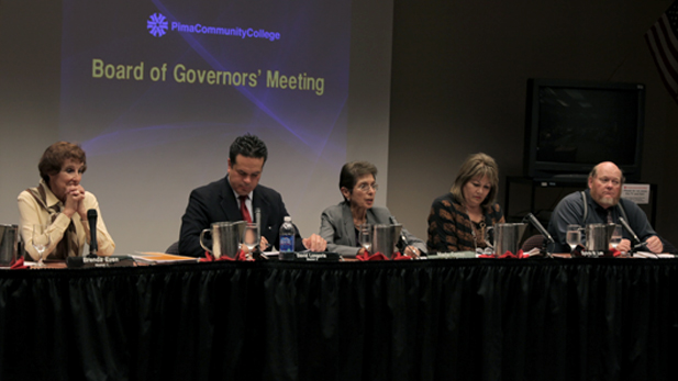 Pima Community College Governing Board. (2013)
