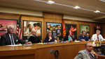 The Tucson Unified School District governing board.