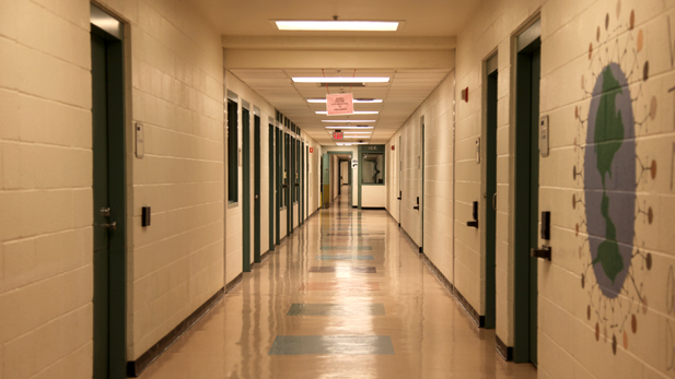 Inside the Pima County Juvenile Detention Center