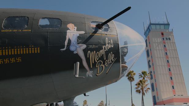Memphis Belle at TIA spotlight size