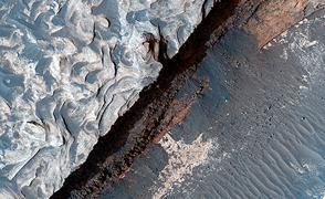 Mars HiRISE image focus 294x180