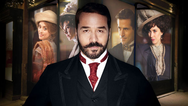 Jeremy Piven as Harry Gordon Selfridge