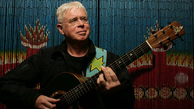 Bruce Cockburn's first album was released in 1970
