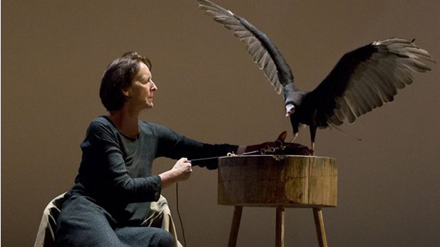 Fiona Shaw in Testament of Mary (Paul Kolnik)