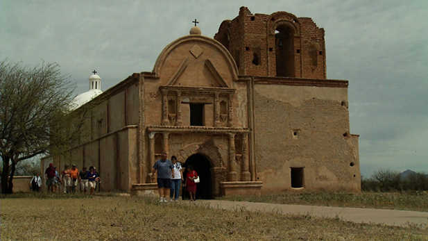 Visitors from all over the world go to Tumacacori National Park to visit the beautiful mission and its other priceless exhibits.