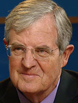 Chuck Huckelberry portrait