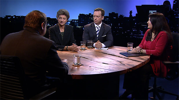 The Political Roundtable discusses immigration reform in Washington and more.