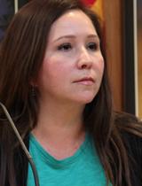 Adelita Grijalva portrait