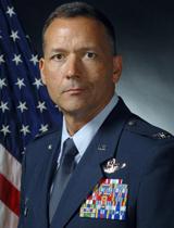 Col. Kevin E. Blanchard portrait