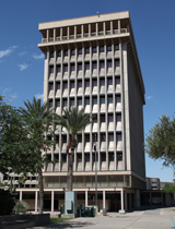 Tucson city hall portrait