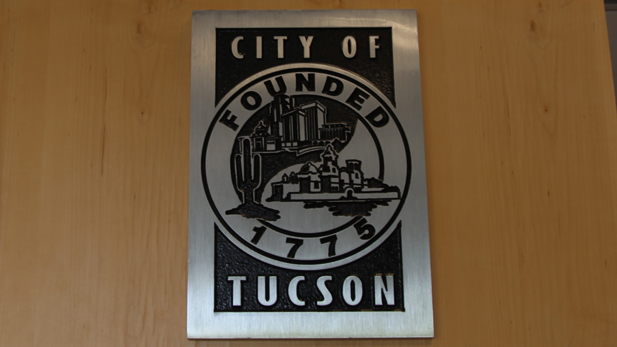 Tucson city seal.
