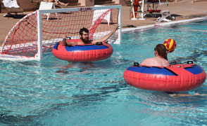 Joe Kay water polo 2