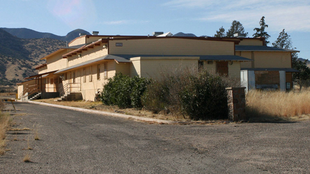 The Mountain View Black Officer's Club is being recognized as the most threatened building in the country.