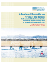 crisis at the border report portrait