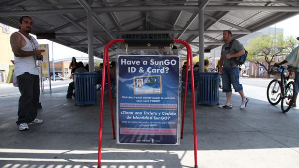 SunGo fare system