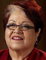 Marie Lopez Rogers portrait