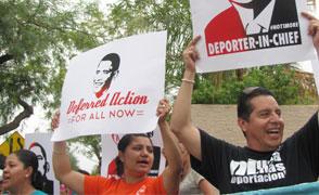 Obama Protest Large
