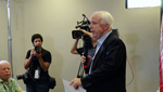 Senator John McCain holds a town hall discussion in Southern Arizona to talk about comprehensive immigration reform.