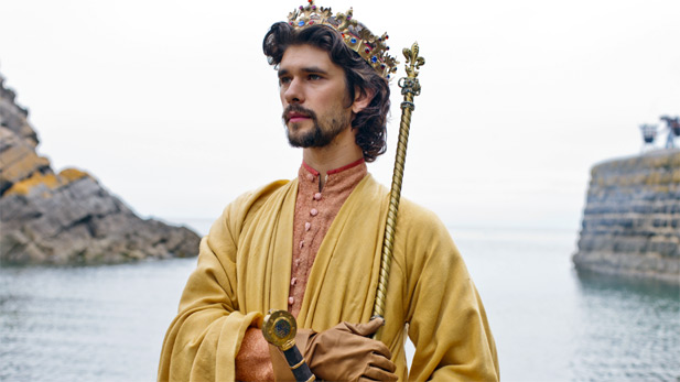 Ben Wishaw as Richard II