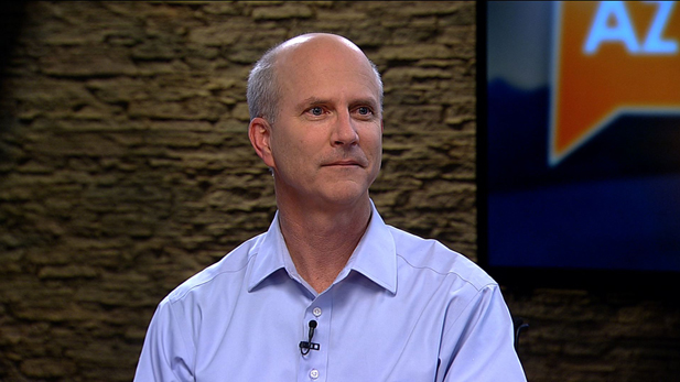 Michael McDonald, the new CEO of the Southern Arizona Community Food Bank, discusses the changes that are going to be coming to the bank.