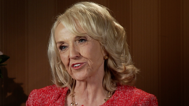 Gov. Jan Brewer.