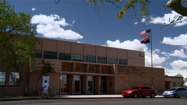 Tucson Unified School District headquaters