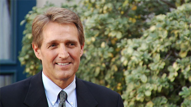 Jeff Flake, U.S. Senator of Arizona.