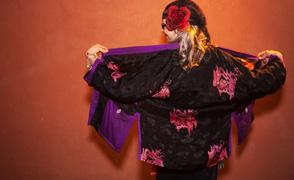 Jacket culture woman lrg