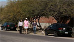 Living Streets Alliance is an organization in Tucson that is looking at ways of making the