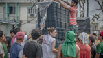 Doctors Without Borders help  citizens on the Philippines after a typhoon left millions homeless and without basic necessities.