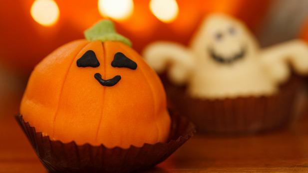 Halloween Cupcake spot