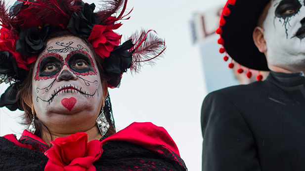 All Souls Procession 2014 SPOT 12