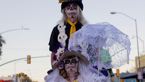 All Souls Procession 2014 SPOT 4