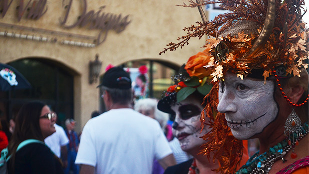 All Souls Procession 2014 SPOT 11