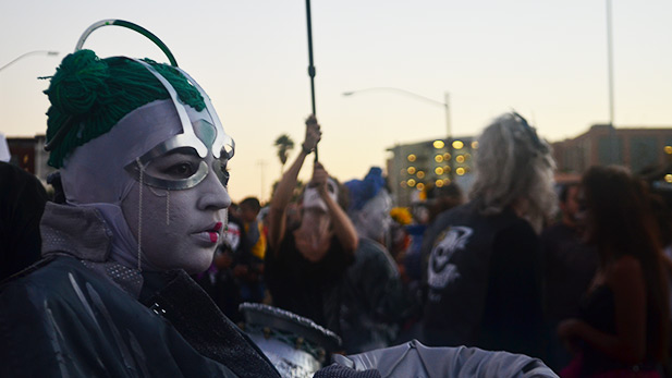 All Souls Procession 2014 SPOT 8
