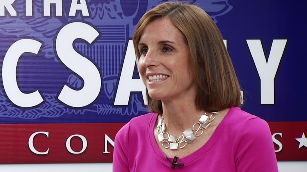 U.S. Rep.-Elect Martha McSally, R-Ariz.