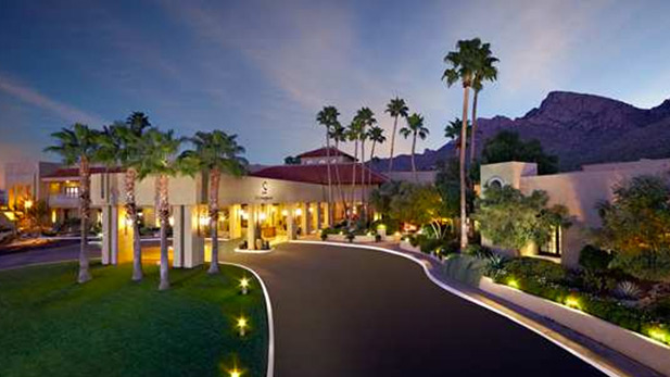 El Conquistador Resort and Golf Course in Oro Valley, north of Tucson.