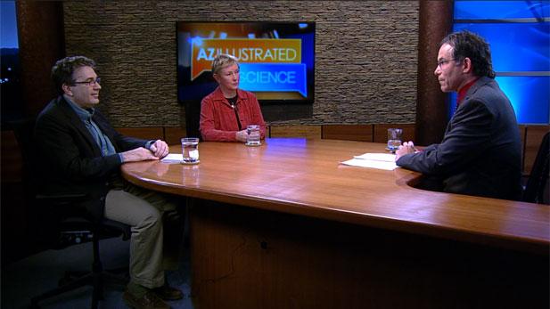 We talk to Lee Ryan, Ph.D., UA Associate Professor of Psychology, and Gene Alexander, Ph.D., UA Associate Professor of Psychology, about their work imaging the brain.