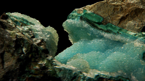We explore the process by which minerals are formed. Courtesy: Eight, Arizona PBS in Phoenix