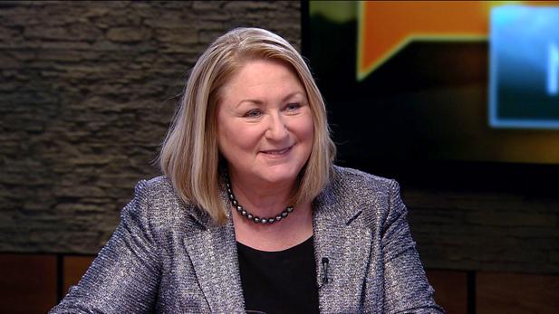 University of Arizona President Ann Weaver Hart.