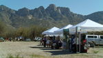 We visit an Archeology Expo hosted at Catalina State Park.