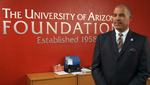 President of the University of Arizona Foundation, James H. Moore Jr., discusses their new campaign to raise at least one billion dollars in the coming years.