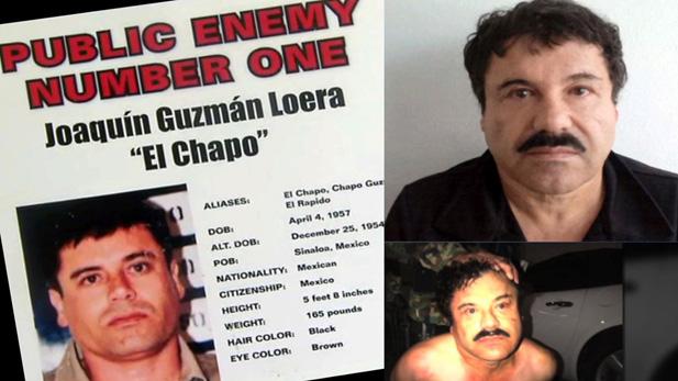 Chapo Guzman SPOT