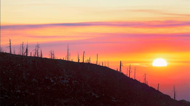 Mt Lemmon Fire Lookout