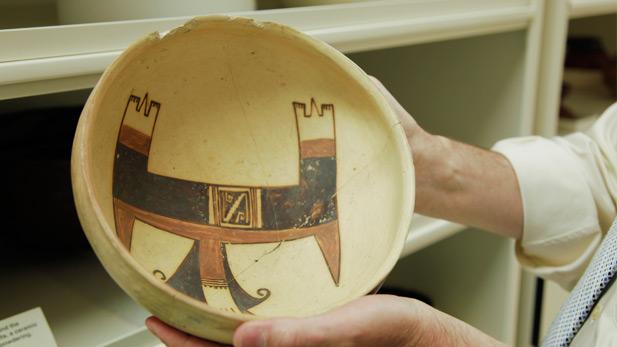 Ceramic Bowl - Spot