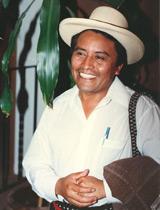 Sebastian Quinac in Guatemala