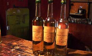Ilegal Mezcal bottles