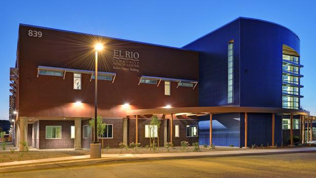 El Rio Health Center remodeled