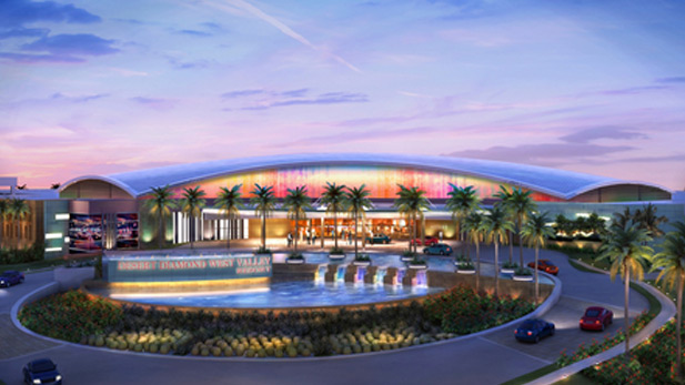 Proposed Tohono O'odham casino in Glendale.