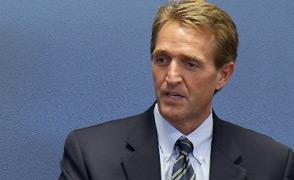 U.S. Senator Jeff Flake 08/2014